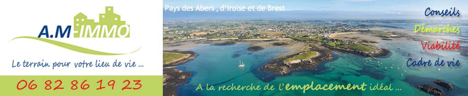 Creation of a website for a real estate agency in the area of ​​Brest Iroise